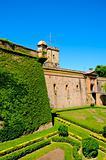 Castell de Montjuich, in Barcelona Spain