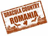Dracula country Romania