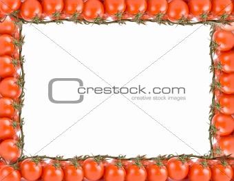 tomatoes frame