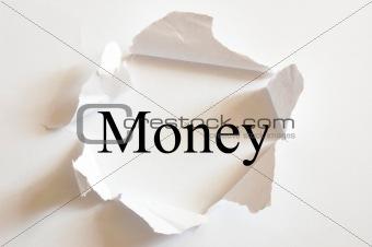 money hole