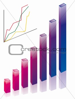 Chart the growth of our business