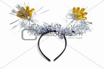 christmas hair band