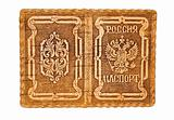 Cover Russian passport