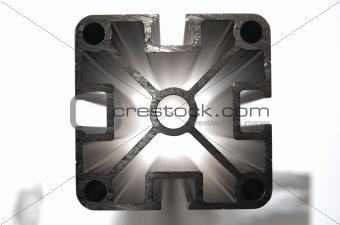 Aluminium profile HDR