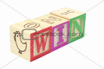 Alphabet Blocks - Win