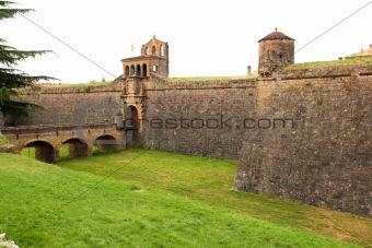 citadel Jaca Castle fortress military fort Huesca
