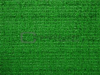 green fabric for interior design
