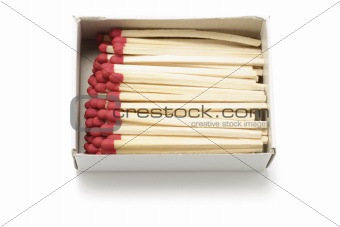 Box of Matchsticks
