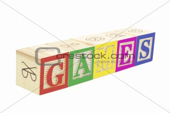 Alphabet Blocks - Games