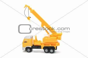 Toy Crane Truck