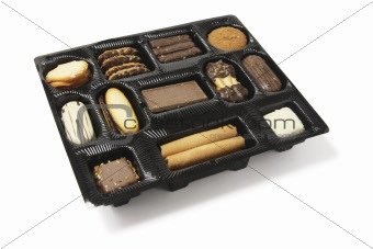 Assortment of Biscuits