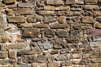 Aged masonry texture wall grunge background