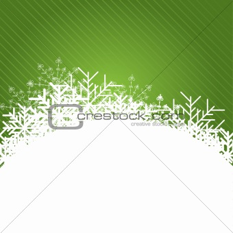 Christmas blue Background . Vector illustration