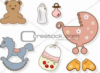Baby's set