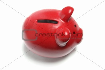 Red Piggybank