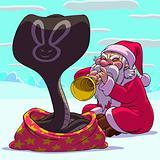 Fakir Santa Claus