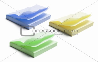 Post It Notepads