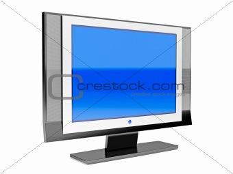 Flat LCD tv