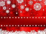 Beige christmas background. EPS 8