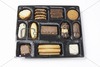 An Assortmernt of Biscuits