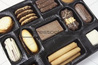 An Assortment of Biscuits