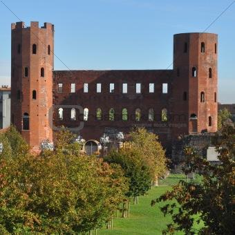 Torri Palatine, Turin