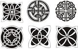 Celtic Knot Decoration Dingbats