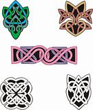 Knot Decoration Dingbats & Patterns