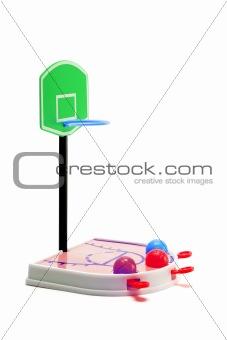 Toy Basket Ball Game