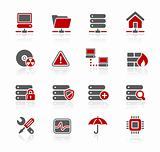 Network, Server & Hosting // Redico Series