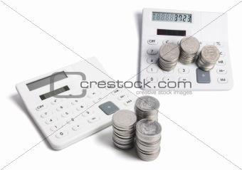 Calculators and Coins