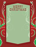 Christmas Lights Template