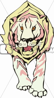Power lion design