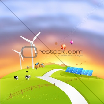 Beautiful Clean Energy