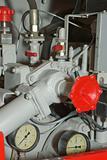 Fire Truck Hose valves