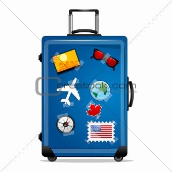 tourist bag