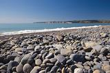 Stoney beach