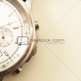 time watch and copyspace