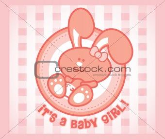 Baby Bunny Girl