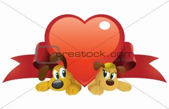 Valentine Dogs