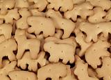 Full Frame Photo Of Animal Crackers