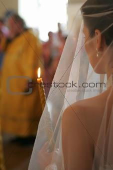 BrideWalking down the Aisle