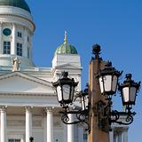 Helsinki Cathedral with Lantern