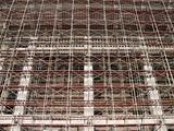 Intricate Scaffolding