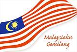 Jalur Gemilang, Malaysiaku Gemilang