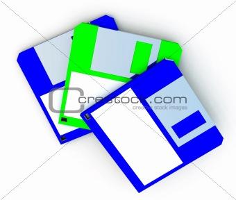 Floppy Disc 2