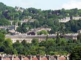 Bath skyline