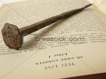 ancient nail