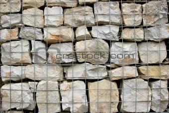 Caged Rocks