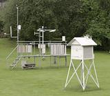 weather station.